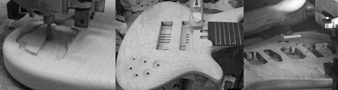 manuale di costruzione chitarra elettrica pic